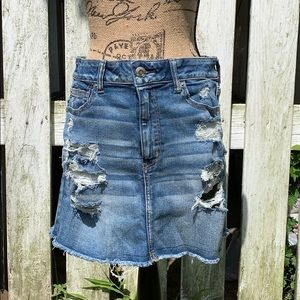 American Eagle 🦅 Jean Skirt. Size 12. NWT.